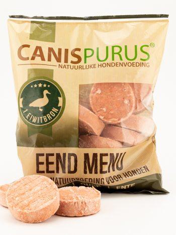 KVV Canis Purus Burger - Eend menu