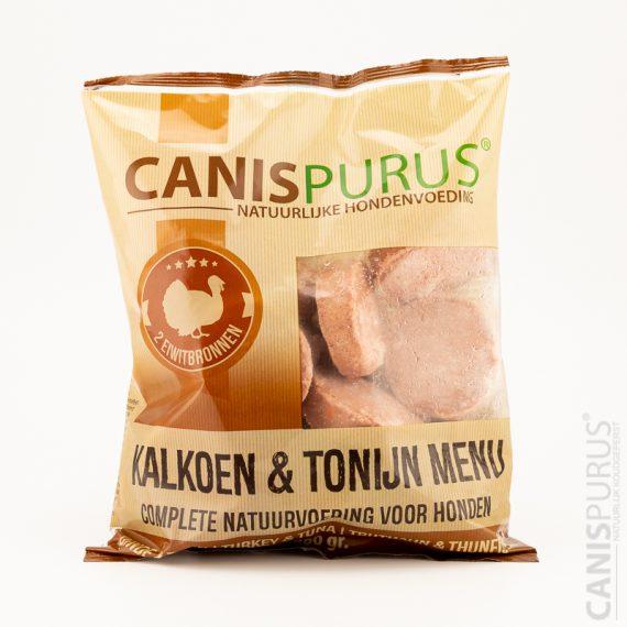 KVV Canis Purus Burger - Kalkoen & Tonijn