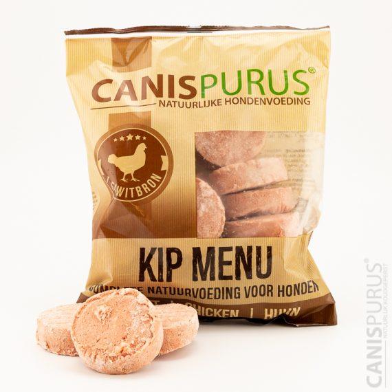 KVV Canis Purus Burger - Kip menu