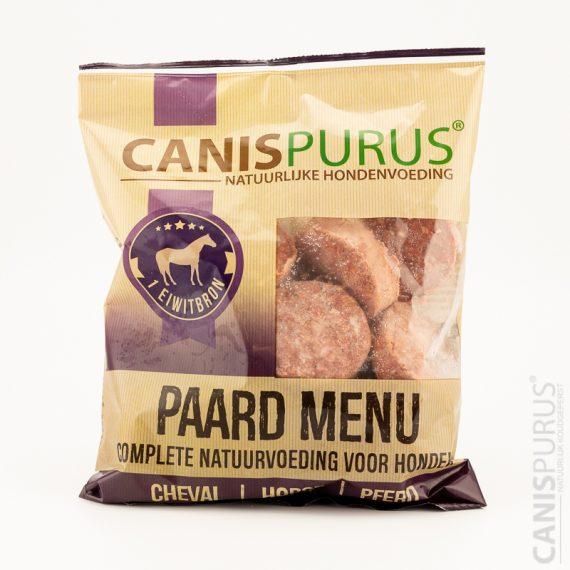 KVV Canis Purus Burger - Paard menu