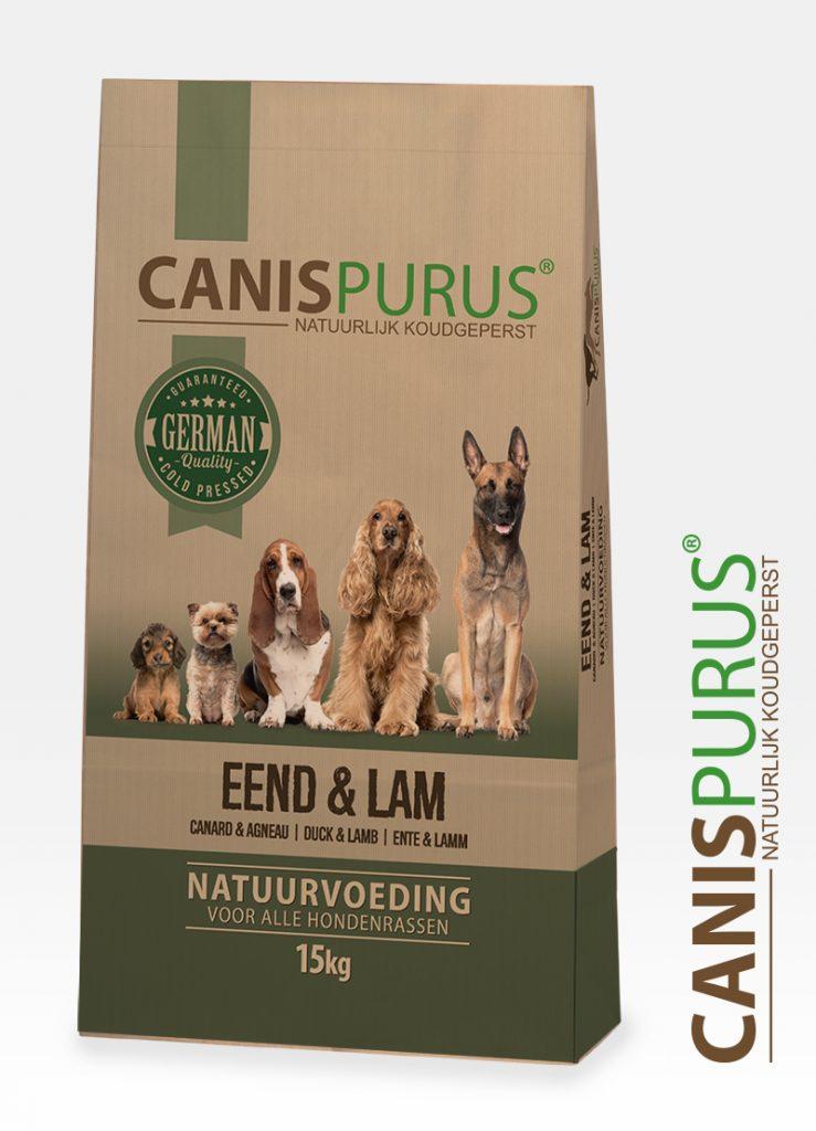 Canis Purus - Eend & Lam
