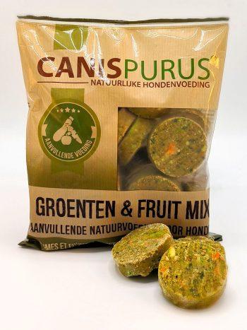 KVV Canis Purus Burger - Groenten & Fruit