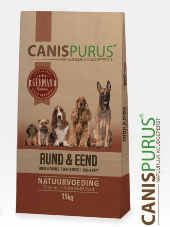 Canis Purus - Beef & Duck