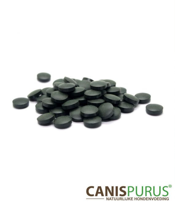 CP supplement: Spirulina tabletten