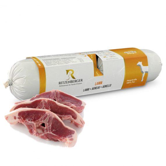 Ritzenberger - Vleesrol Puur Lam (4531)