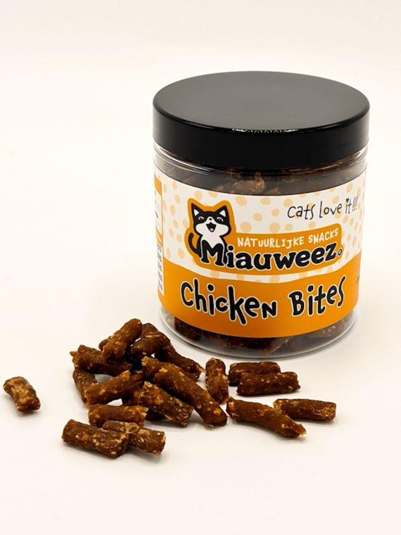 Miauweez - Chicken Bites
