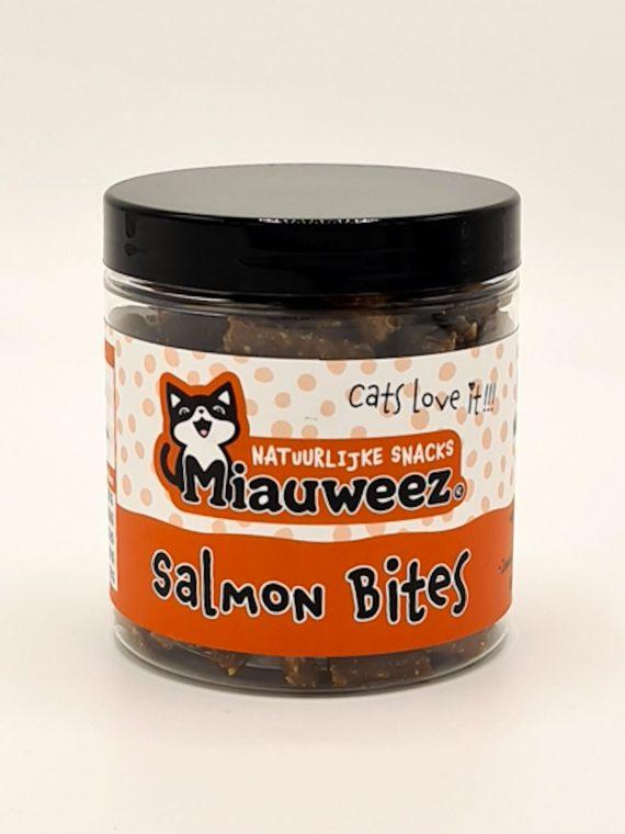 Miauweez - Salmon Bites