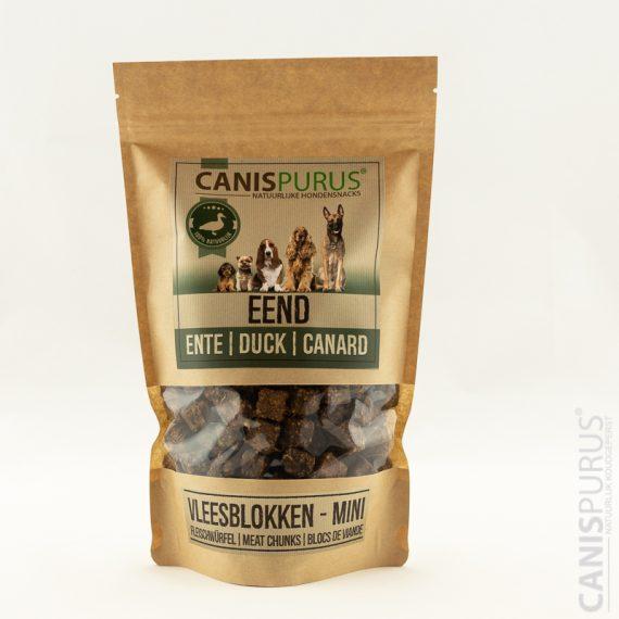 CP snack - Vleesblokken MINI Eend