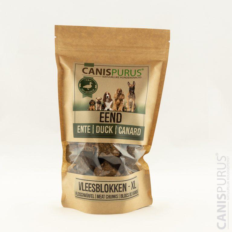 CP snack - Vleesblokken XL Eend