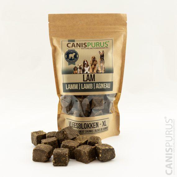 CP snack - Vleesblokken XL Lam